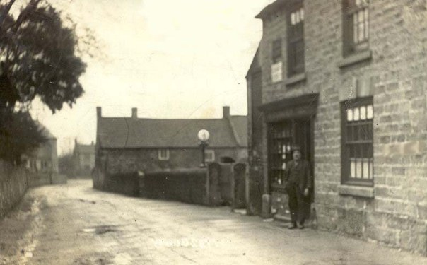 Goacher's Shop & Pump - Lindrick Road